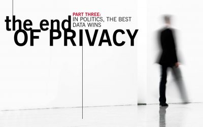 The End of Privacy – Part 3