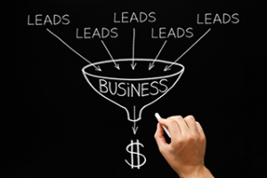 lead generation, sales funnel